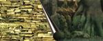 Rückwandfolie Tree + Rock 80x40